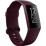 Fitbit Charge 4 (NFC) – Rosewood/Rosewood - Fitness náramok
