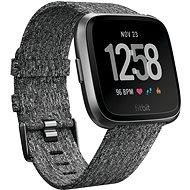Fitbit Versa – Charcoal Woven - Smart hodinky