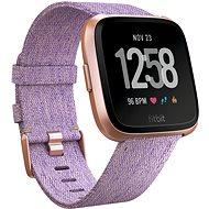 Fitbit Versa – Lavender Woven - Smart hodinky
