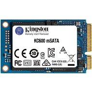 Kingston KC600 256 GB mSATA