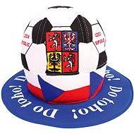Futbalový klobúk Českej republiky 1 - klobúk