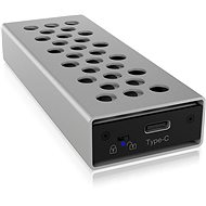 ICY BOX IB-1825M-C31 External Type-C enclosure for M.2 NVMe SSD - Externý box
