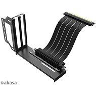 Akasa RISER BLACK PRO PCIe 3.0 x16 Cable / AK-CBPE02-20B