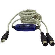 PremiumCord USB -> MIDI - Prevodník