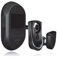 Brinno SHC1000 12 PeepHole Camera - Digitálny dverový priezor