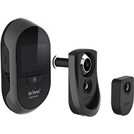BRINNO SHC1000W Duo Smart DoorCam 12mm - Digitálny dverový priezor