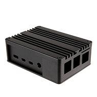 Akasa Pi 4 PRO hliníková skrinka pre Raspberry Pi 4 Model B/A-RA08-M2B - PC skrinka