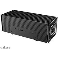 AKASA – Turing A50 hliníková skrinka pre ASUS® PN50 s procesormi AMD Ryzen™ radu 4000/A-NUC62-M1B - PC skrinka
