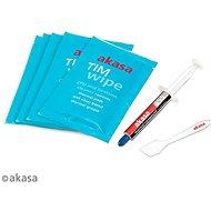 AKASA čistící ubrousky a pasta - TIM Wipes Kit / AK-TCW-03 - Príslušenstvo