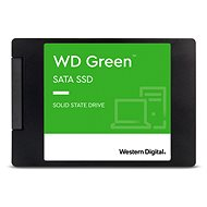 WD Green 3D NAND SSD 120GB 2,5""