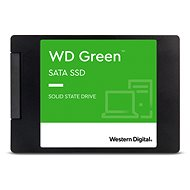 WD Green 3D NAND SSD 240 GB 2,5""