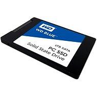 "WD Blue PC SSD 1 TB 2,5"" - SSD disk"