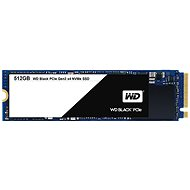 WD Black PCIE SSD 512GB - SSD disk
