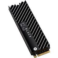 WD Black SN750 NVMe SSD 500GB Heatsink - SSD disk