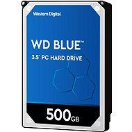 WD Blue 500GB 16MB cache - Pevný disk