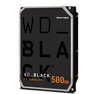 WD Black 500 GB - Pevný disk