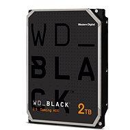 WD Black 2TB - Pevný disk