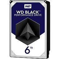 WD Black 6TB - Pevný disk
