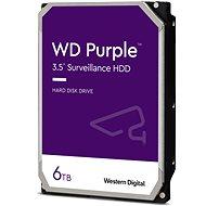 WD Purple 6 TB - Pevný disk