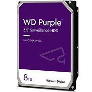 WD Purple 8TB - Pevný disk