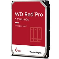 WD Red Pro 6TB - Pevný disk