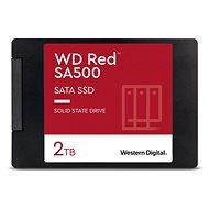 WD Red SA500 2TB - SSD disk