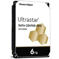 Western Digital 6TB Ultrastar DC HC310 SATA HDD - Pevný disk