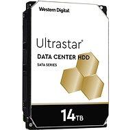 Western Digital 14TB Ultrastar DC HC530 SATA HDD - Pevný disk