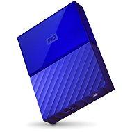 "WD 2,5"" My Passport 2 TB modrý - Externý disk"