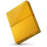 "WD 2,5"" My Passport 2 TB žltý - Externý disk"