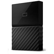 "WD 2,5"" My Passport 2 TB čierny slim"