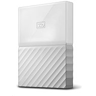 "WD 2,5"" My Passport 2 TB biely slim - Externý disk"