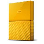 "WD 2,5"" My Passport 2 TB žltý slim - Externý disk"