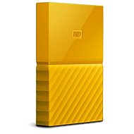 "WD 2.5"" My Passport 2 TB žltý - Externý disk"