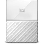 WD My Passport 1TB USB 3.0 biely