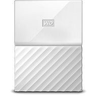 WD My Passport 2TB USB 3.0 biely
