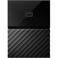 "WD 2,5"" My Passport for Mac 1 TB - Externý disk"