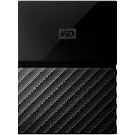 "WD 2,5"" My Passport for Mac 4 TB - Externý disk"