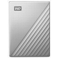 "WD 2,5"" My Passport Ultra for Mac 5TB strieborný - Externý disk"