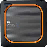 "WD 2,5"" My Passport Wireless SSD 500 GB USB3.0 SD - Dátové úložisko"