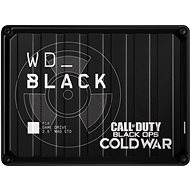 WD BLACK P10 Game drive 2 TB Call of Duty: Black Ops Cold War Special Edition