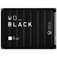 WD BLACK P10 Game drive 5TB pre Xbox One, čierny - Externý disk