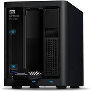 WD My Cloud Pro PR2100 20 TB (2× 10 TB) - Dátové úložisko