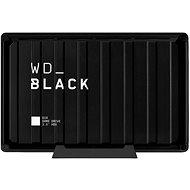 WD BLACK D10 Game drive 8TB, čierny - Externý disk
