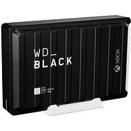 WD BLACK D10 Game drive 12TB pre Xbox One, čierny - Externý disk