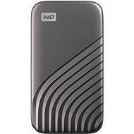 WD My Passport SSD 500 GB Gray - Externý disk