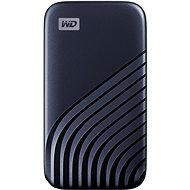WD My Passport SSD 500 GB Blue