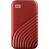 WD My Passport SSD 500 GB Red