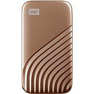 WD My Passport SSD 500 GB Gold