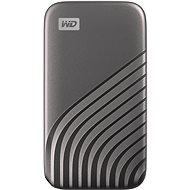 Externý disk WD My Passport SSD 2 TB Gray